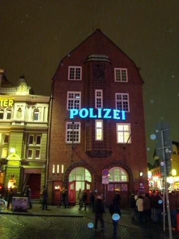 hamburg policia san pauli