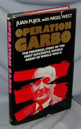 """Otro de los libros sobre """"Garbo"""""""