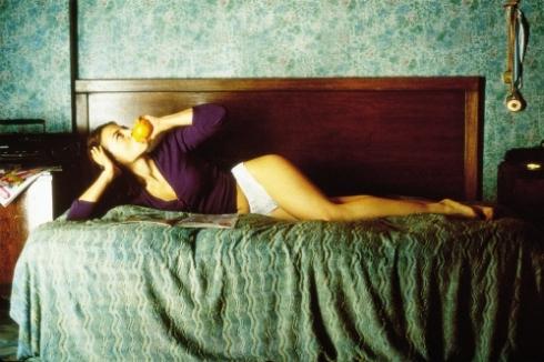 """La actriz madrileña Leonor Walting, en una secuencia de """"Son de mar"""""""