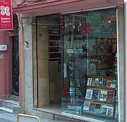 La librería Kitavebi