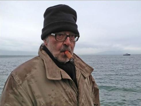 Jean-Luc Godard en Cannes