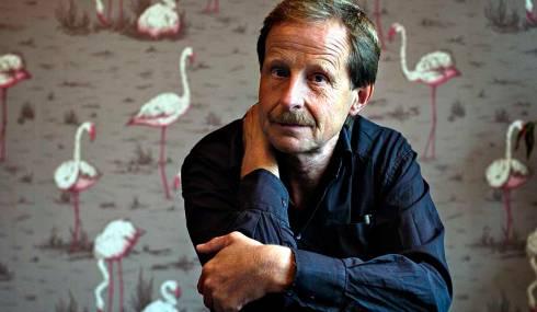 El escritor noruego Kjartan Fløgstad.