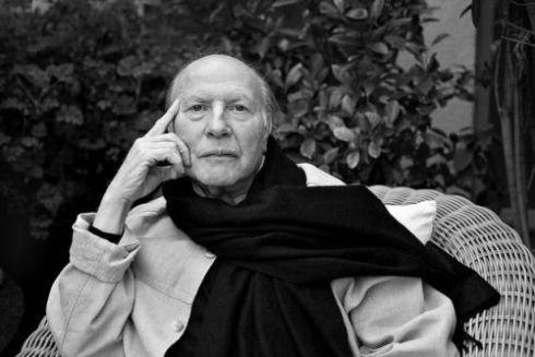 El escritor húngaro Imre Kertesz