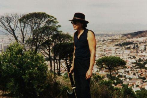 El cantante Sixto Rodriguez