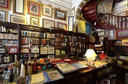 La Librería Kitabevi de Estambul.